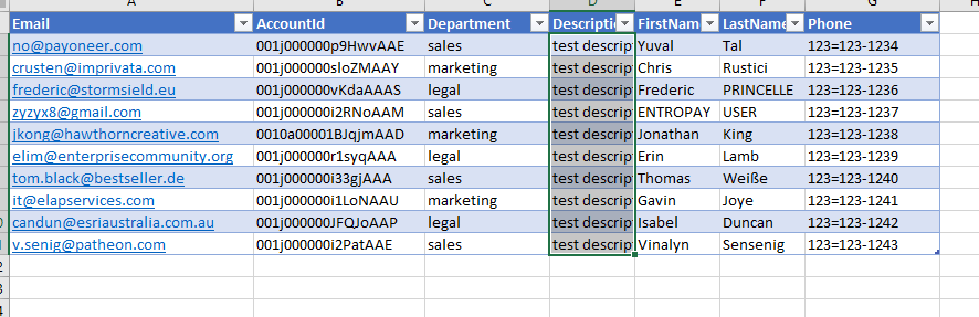 Creating New Records in Salesforce – Xappex